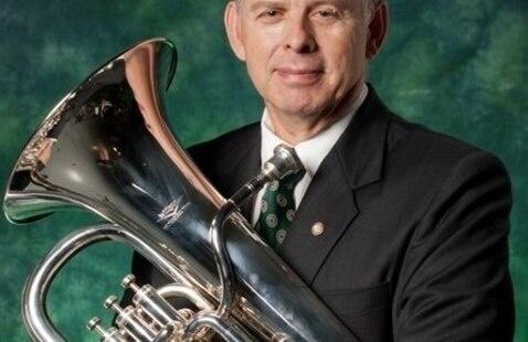 Dr. Brian Bowman, UND Euphonium Residency