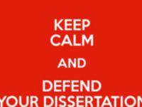 Final PhD Defense for Tuo Wang