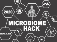 Microbiome Hack Logo