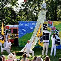 Bread and Puppet presents the Diagonal Life Circus