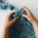 STITCH and the McMullen Present: DIY Night: Finger Knitting with Loop Yarn