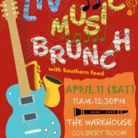 Warehouse Live Music Brunch 2020