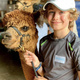 Join us for a fun, furry, friendly walk with your own alpaca!