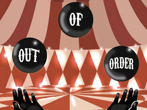 23rd Annual Spring Benefit Exhibition & Silent Auction, Out of Order (OOO)