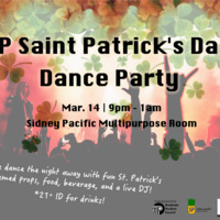 SP St. Patrick's Day Dance Party