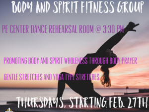 Every Thursdays! All students are welcomed!