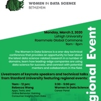 Women in Data Science Conference at Lehigh