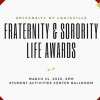 LIVESTREAM: Fraternity and Sorority Life Awards