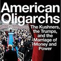POSTPONED: Book Launch: American Oligarchs by Andrea Bernstein