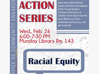 Social Action Series: Racial Equity