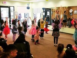 The Fairy Dance Party at Jillian's Drawers was one of the highlights from last year.
