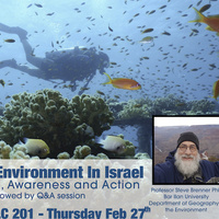 The Marine Environment in Israel