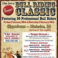 Coors Bull Riding Classic