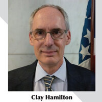 Clay Hamilton