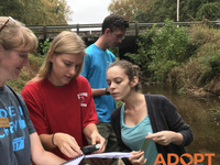 SC Adopt-a-Stream Physical/Chemical and Bacteria Monitoring Workshop