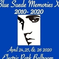 BLUE SUEDE MEMORIES X - CANCELLED