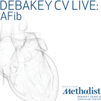 DeBakey CV Live: AFIB - It's a Nerve Issue, Not a Heart Muscle Problem!