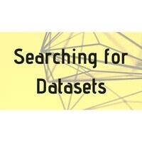 Searching for Datasets (with DML) Webinar