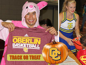 Annual Track or Treat