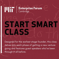 Spring 2020 Start Smart Class for Entrepreneurs [VIRTUAL]
