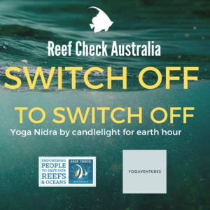 Switch off to Switch Off: Candlelight Yoga Nidra (relaxation) session for Earth Hour
