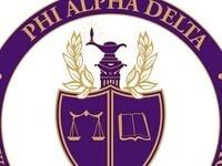 Phi Alpha Delta Meeting