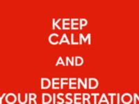 Final PhD Defense for Dan Wang