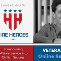 Employers Connect Live with Transitioning U.S. Military Service Members, Veterans, & Military Spouses