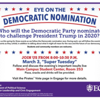"""Super Tuesday """"Watch"""" Party"""