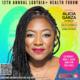 12th Annual UCSF LGBTQIA+ Health Forum featuring Alicia Garza!