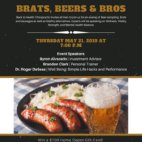 Beers Brats and Bros