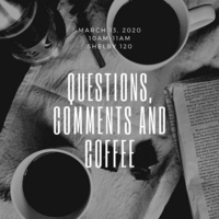 GBS Questions, Comments and Coffee