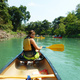 Canoeing the San Marcos River