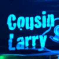 Cousin Larry Live!