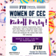 Women of CEC Events - Kickoff Party!!