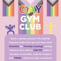 Gay Gymn Club
