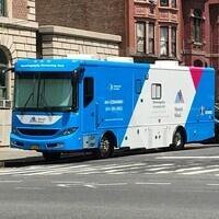 CANCELLED: Mobile Mammography Van/Mamografía Móvil: IFH Mount Hope