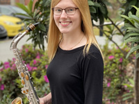 Brianna Humphrey - Saxophone Master's Recital