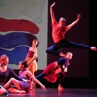 Geneseo Dance Ensemble:Dancing on the Edge