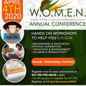 W.O.M.E.N. Conference 2020