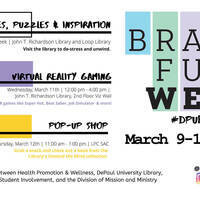 Brain Fuel Week - Richardson Library