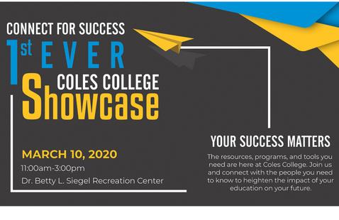 Coles College Showcase