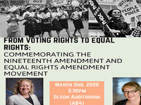 From Voting Rights to Equal Rights