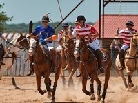 Home Match at Two Wishes Ranch