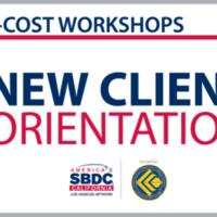New Client Orientation