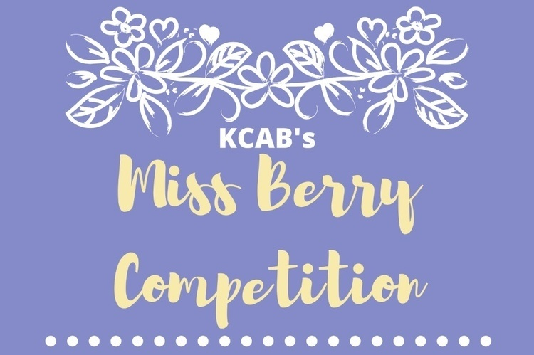 Miss Berry Competition at Ford Building