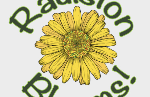 A poster for the Raulston Blooms event.