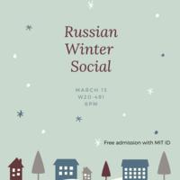 Russian Winter Social