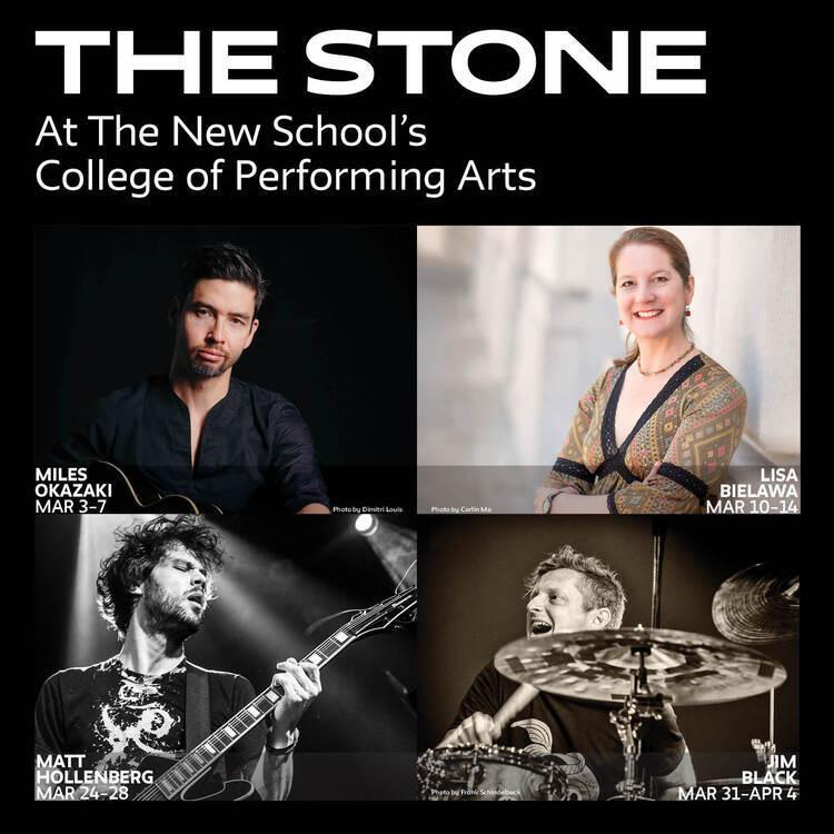 CANCELLED: The Stone at The New School Presents Matt Hollenberg Shardik