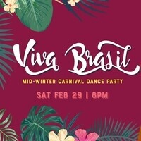 Viva Brasil! Mid-Winter Carnival Dance Party w/ Nation Beat, JP Silva, and more